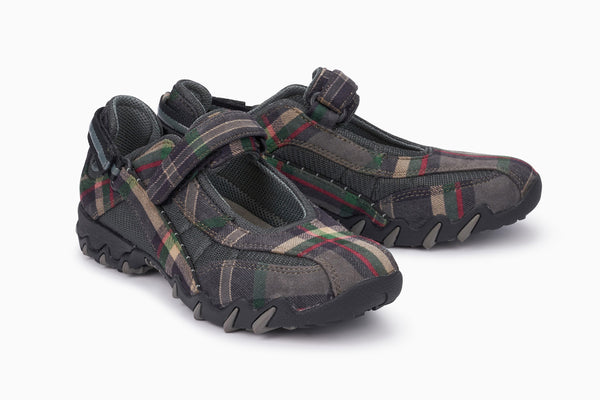 Allrounder NIRO Multicolor/Dark Moss 99/10 by Mephisto Women's Shoes - Coordinator's Shop
