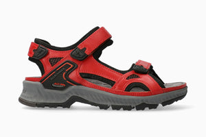 Allrounder WESTSIDE Red Glamour 48 by Mephisto Women Walking Sandals - Boutique du Cordonnier