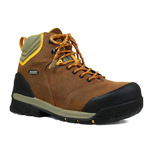 "Bogs BEDROCK 6 ""Cap in COMPOSITE CSA Brown - Boutique du Cordonnier"