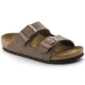 Birkenstock ARIZONA 552893/151183 Mocca Children Narrow Width - Coordinator's Shop
