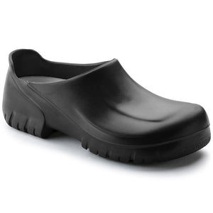 Birkenstock A-630 010272 Black Polyurethane - Boutique of the Shoemaker