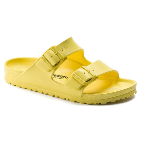 Birkenstock ARIZONA EVA 1014611 Vibrant Yellow Narrow - Boutique du Cordonnier