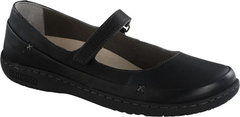 Birkenstock IONA 433061 BLACK Women's Orthopaedic Shoes Regular Width - Coordinator's Shop