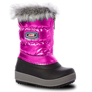 Olang KELLY FUXIA Bottes Hivers pour Enfants - Winter Boots for Kids