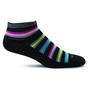 Sockwell SW34W Black Therapeutic Socks Women Bunion Relief - Boutique du Cordonnier