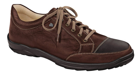 Finn Comfort Alamo 1288-900787 Cigar Footwear Orthopaedic with Semelle Amovible for Men-Boutique du Cordonnier