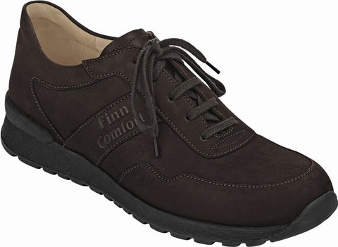 Finn Comfort PREZZO Turf 1370-515392 orthopaedic shoe with removable sole for men - Shoemaker's shop