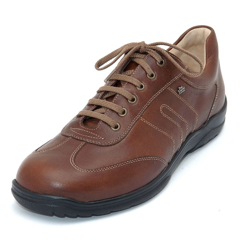 Finn Comfort Syracuse 1281-132145 Piper Teak Footwear Orthopaedic with Semelle Amovible for Men-Boutique du Cordonnier