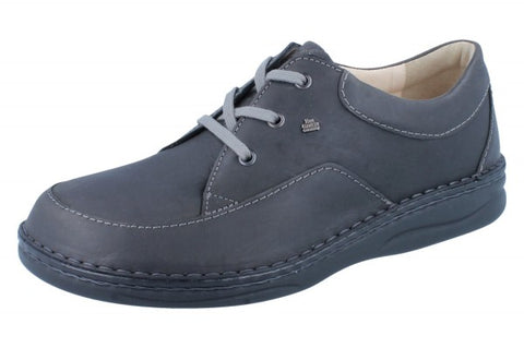 Finn Comfort DIJON 1101-623371 POLO ELEFANTE Orthopaedic Shoe with Men's Removable Sole - Coordinator's Shop