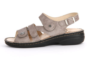 Finn Comfort GOMERA 2562-444345 Orthopedic Rock Sartor Sandale with Removable Sole - Boutique of the Shoemaker