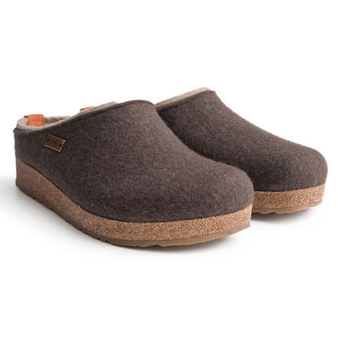 Haflinger KRIS 711056-63 Smokey Brown - Boutique du Cordonnier