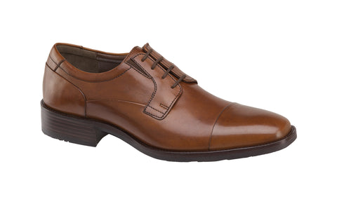 Johnston & Murphy LANCASTER CAP TOE 20-6900 brun