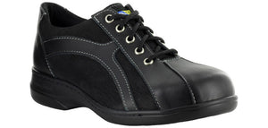 Mellow Walk Daisy 420092 Safety Shoe for woman made-in-Canada - Shop of the Shoemaker