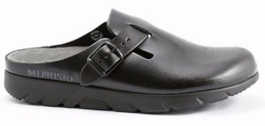 MEPHISTO ZAVERIO SHOULD MAKE 2800 Black Sandal of Orthopedic unisex walk - Boutique of the Shoemaker