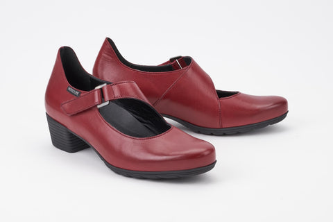 Mephisto IELENA 7888 Red Women's Comfortable Shoes - Coordinator's Shop