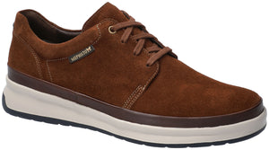 Mephisto JOSSELIN Brown 3658N/6158 Comfortable lace-up Shoes for men with removable insoles - Boutique du Cordonnier