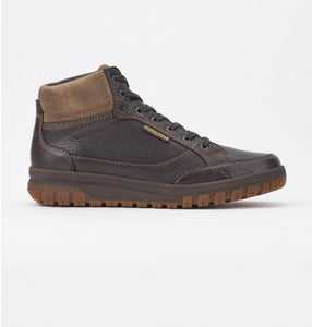 5ad3f0ab1aa2c4 Mephisto PADDY Chestnut Bottines Confortables pour hommes avec semelles  amovibles