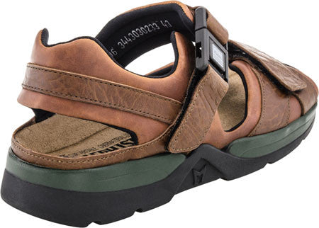 Mephisto SHARK FIT Chestnut SANDALCALF 5778-4442