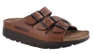 Mephisto ZACH FIT Dessert 4442 Orthopedic Sandals - Boutique du Cordonnier