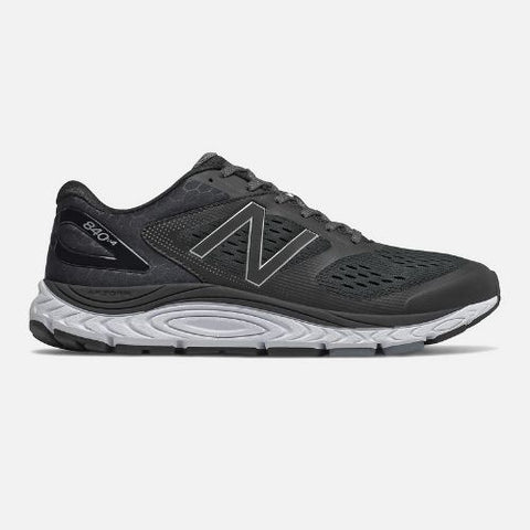 New Balance 840 M840BK4 Black Men Running Shoes D & 2E Width - Boutique du Cordonnier