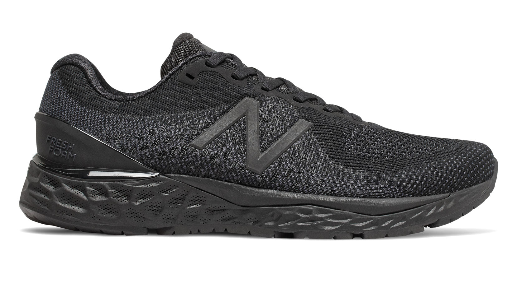 New Balance 880 M880T10 Black Men's running shoes with Removable Footbed