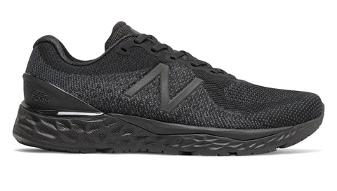 New Balance 880 M880T10 Black Men's running shoes with Removable Footbed - Boutique du Cordonnier