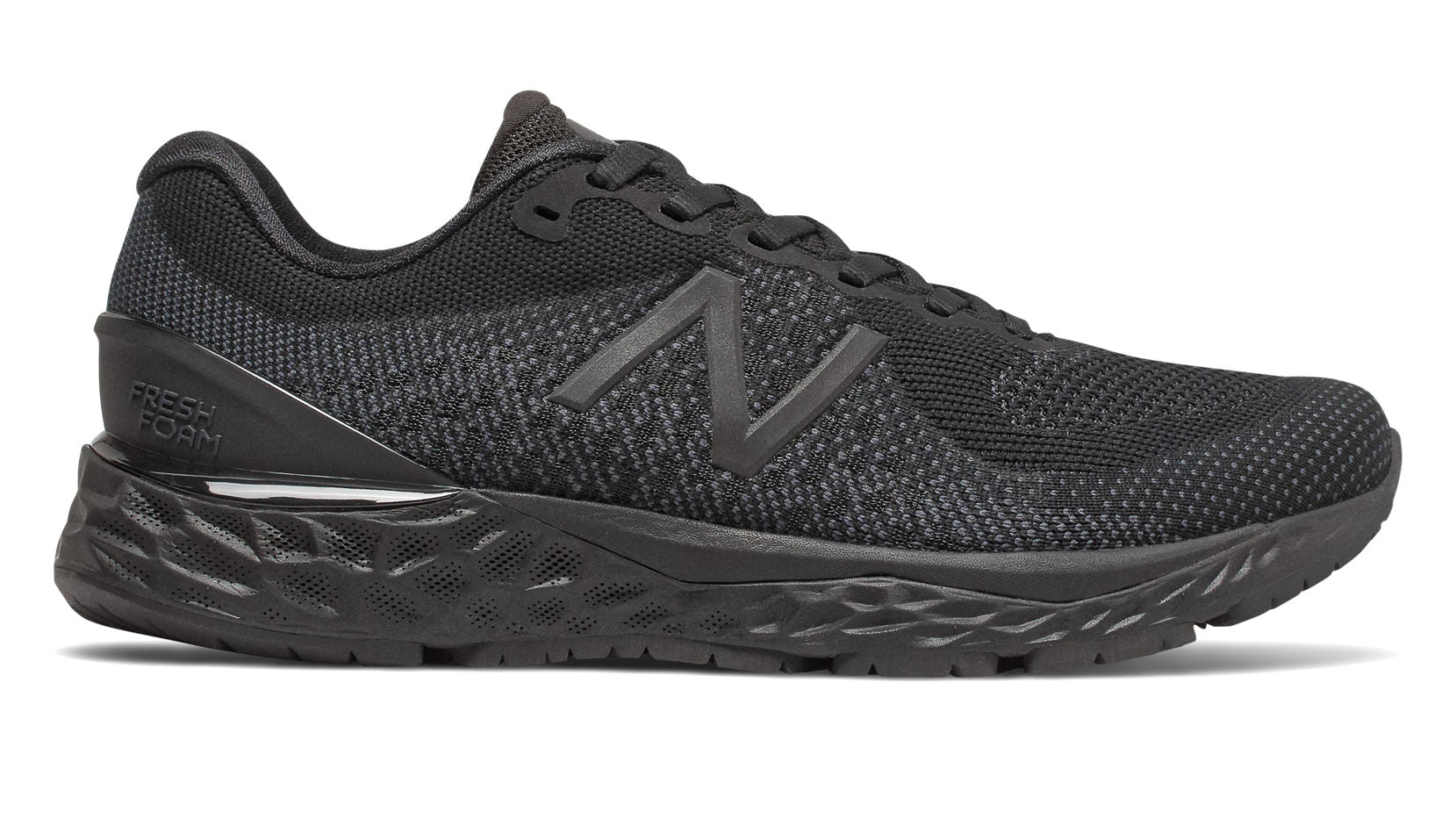 New Balance 880 W880T10 Black Women Running Shoes with Removable Footbed