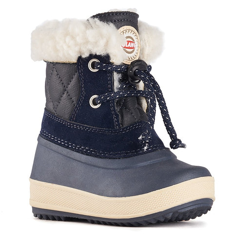 Olang APE BLU Children's Winter Boots - Boutique du Cordonnier