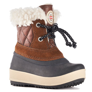 Olang APE CHOCOLATE Kids Winter Boots - Boutique du Cordonnier