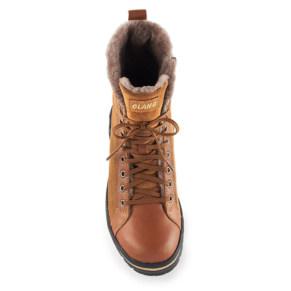 Olang ZAIDE CUOIO Women's Winter Boots - Coordinator's Shop