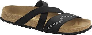 Papillio COSMA 323333 Wave Black STRETCH by Birkenstock - Boutique du Cordonnier