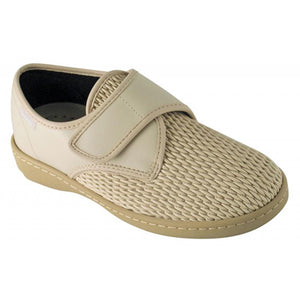 Podowell ALVINE Beige Shoes for Sensitive Feet - Boutique du Cordonnier