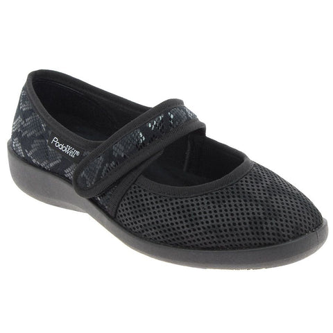 Podowell TANITA Black Sensitive Foot Shoes - Coordinator's Shop