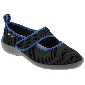 Podowell TARNOS Black Blue Shoes for Sensitive Feet - Coordinator's Shop