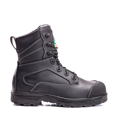 Royer 5701GT AGILITY Black Workboot WITHOUT METAL Metal Free Safety Boots Assembled in Canada - Coordinator's Shop