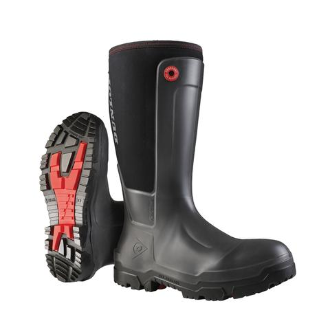 Dunlop SNUGBOOT WORKPRO FULL SAFETY RAIN BOOTS CSA work boots D68A930-18 - Boutique du Cordonnier
