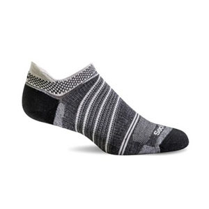 Sockwell SW45M Charcoal Therapeutic Men's Socks Firm Compression - Boutique du Cordonnier