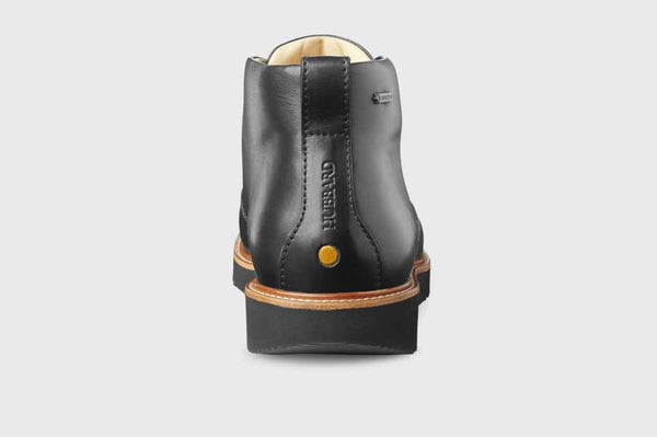 Samuel Hubbard RAINY DAY RE-BOOT GORE-TEX M2125-048 Black Men's Shoes with removable sole - Coordinator's Shop