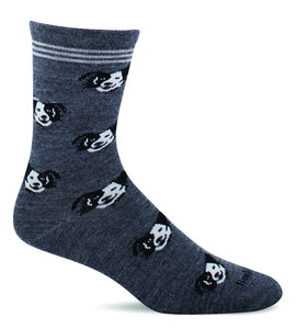 Sockwell LD179W Charcoal 850 Women's Therapeutic Essential Comfort Low - Coordinator's Shop