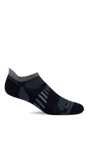Sockwell SW89W Navy 600 Therapeutic Moderate Compression Women's Socks 15-20mmHg - Boutique du Cordonnier