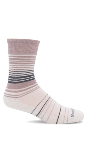Sockwell SW2W Easy Does It Buff 070 Women's Relaxed Fit Socks (Diabetic) - Boutique du Cordonnier