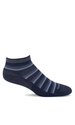 Sockwell SW34W Sport Ease Denim 605 Women's Bunion Relief Socks (Hallux Valgus) - Boutique du Cordonnier