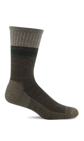 Sockwell SW44M Men's Foothold | Graduated Compression Socks 15-20mmHg - Boutique du Cordonnier