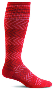 Sockwell SW7W Poppy Women's Therapeutic Socks Moderate Graduate Compression 15-20mmHg - Boutique du Cordonnier