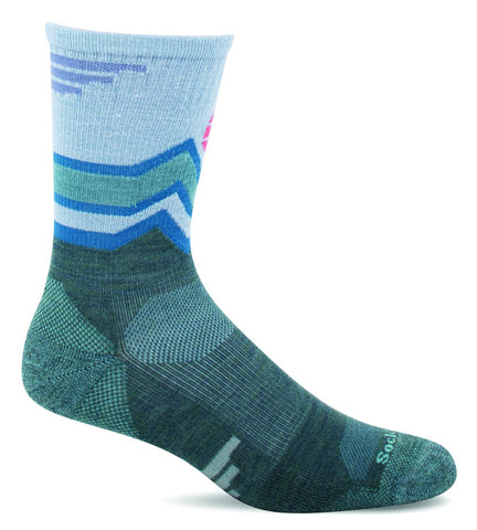 Sockwell SW98W Woodland 435 Women's Therapeutic Socks Moderate Graduated Compression 15-20mmHg - Boutique du Cordonnier