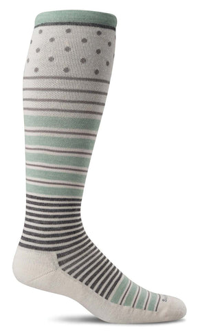 Sockwell SW29W Twister Low therapy for women Graduated Compression Firm 20-30mmHg - Shop of the Shoemaker
