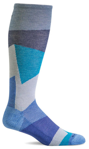 Sockwell SW69W Ocean Therapeutic Low for Women Graduated Compression Farm 20-30mmHg - Coordinator Shop