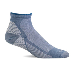 Sockwell SW76W Blue Stone Therapeutic Low for Women Relief of Plantar Fasciite - Coordinator's Shop