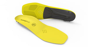Superfeet CARBONE PRO HOCKEY Orthopaedic Soles for YELLOW Skate - Coordinator's Shop