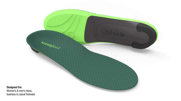 Superfeet EVERYDAY PAIN RELIEF Orthopedic Insoles - Boutique du Cordonnier